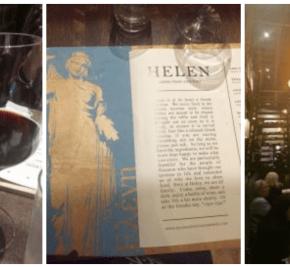 Hello, Helen Greek Food and Wine