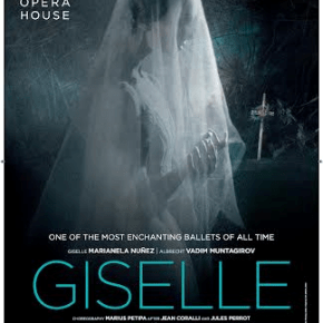 Giselle Premiers at iPic Theatre in River Oaks