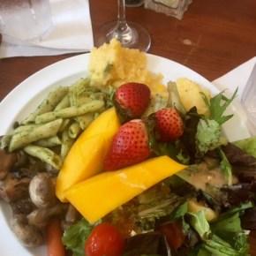 Navigating the Brunch Buffet at Baba Yega