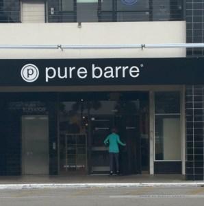 Pure Barre River Oaks