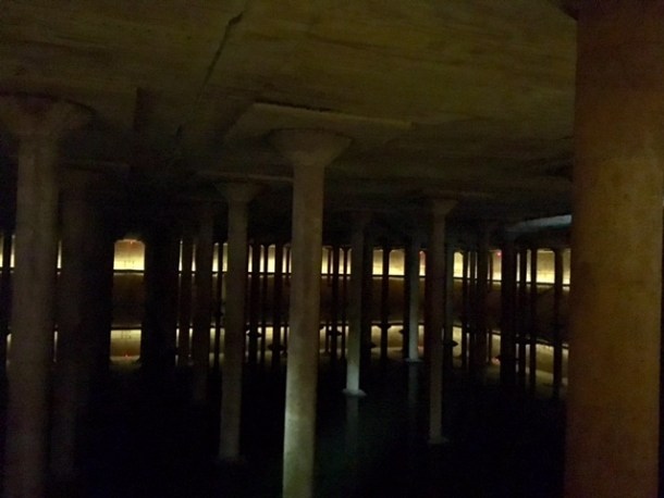 Buffalo Bayou Cistern