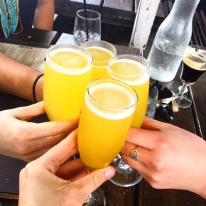 Welcome to the Brunch Scene: Bar Boheme