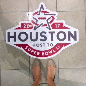 Inside Look: Becoming a Volunteer for the Houston Super Bowl