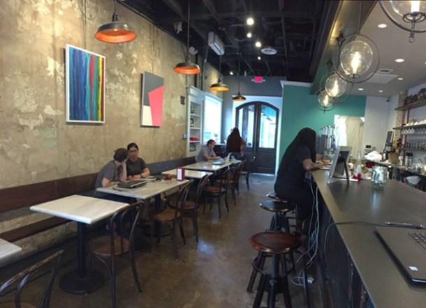 cafeza coffee shop houston