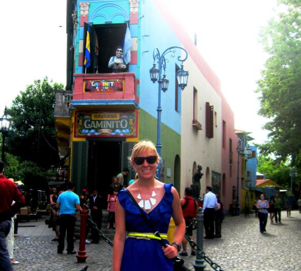 Buenos Aires, Argentina cerca 2012