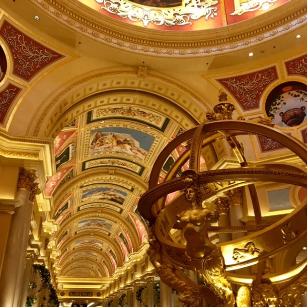 The Venetian Food Court Macau China Casina Travel