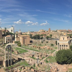 A Houstonian's Guide: Rome in 24 Hours