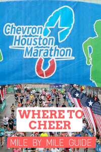 WHERE TO WATCH THE HOUSTON MARATHON