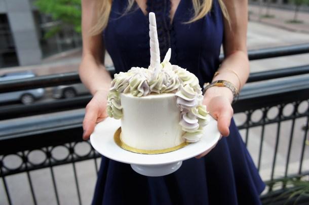 Unicorn Cake Houston