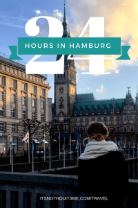 Hamburg in 24 Hours