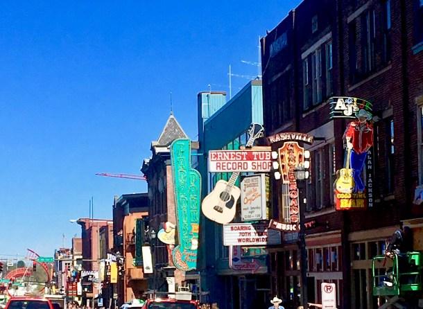 Nashville in the Springtime