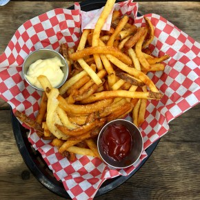 My Love Affair with Presidio Fries and Brunch