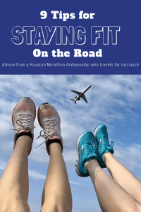 Fitness Travel Tips