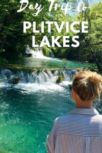 Plitvice Lakes Day Trip from Split Croatia
