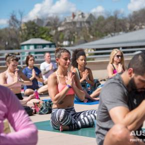 Calling All Yogis to Whole Lotta Yoga