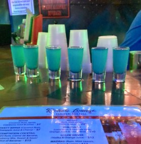 Rehab Bar Belize
