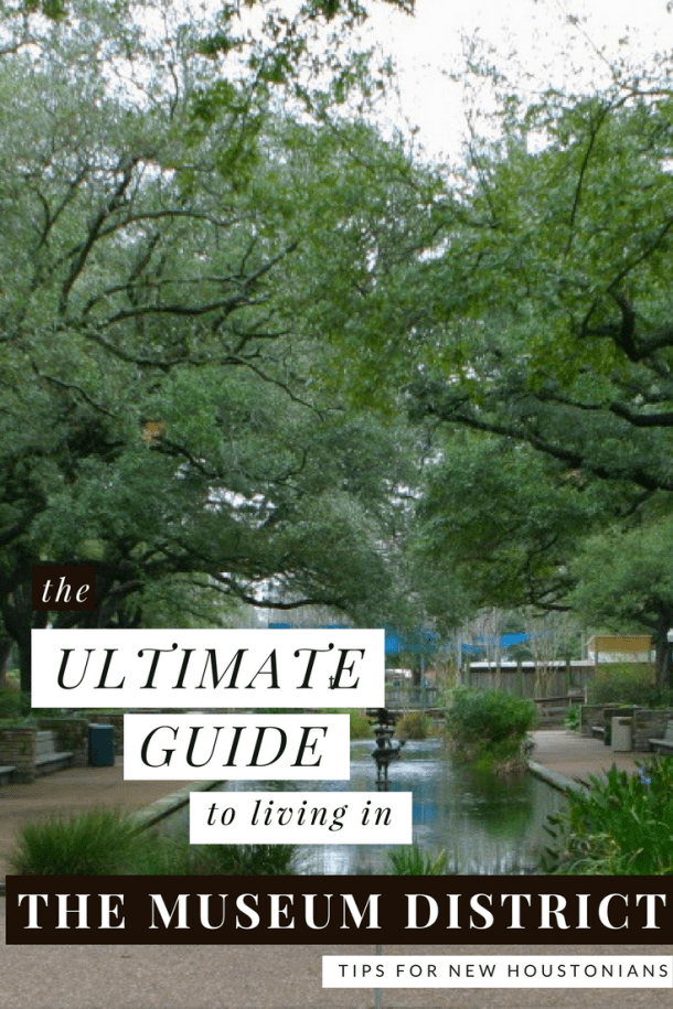 where to live in houston museum district