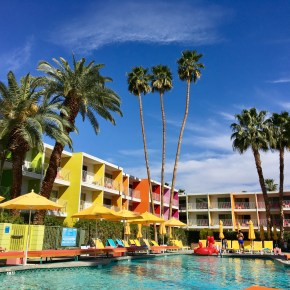 24 Hours in Palm Springs, California — The Colorful City of the Desert