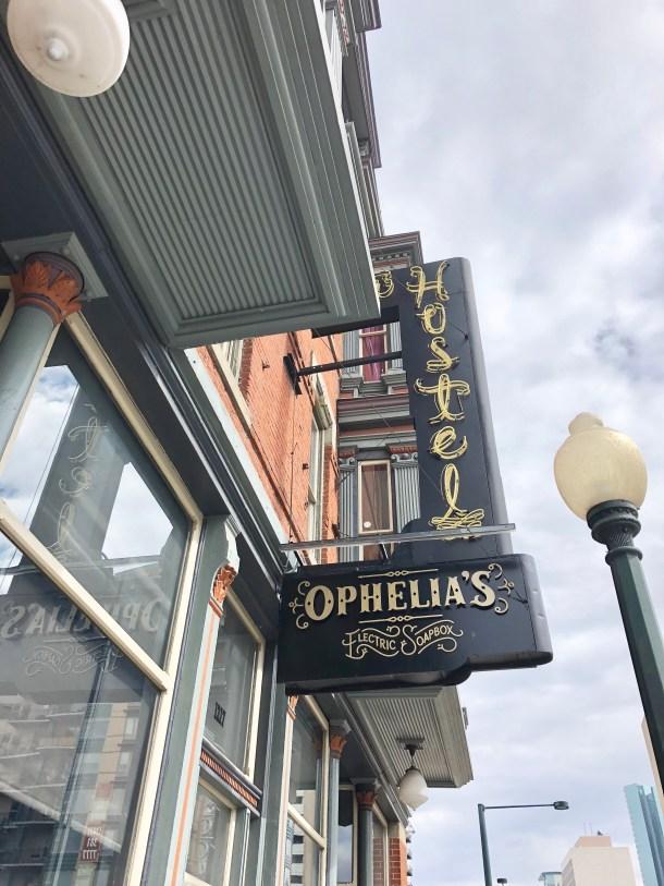 Denver-Ophelia's