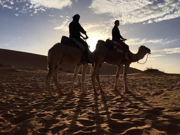 ali & sara desert palace erg chebbi