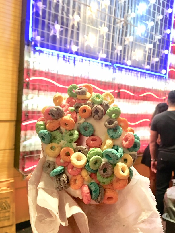voodoo donuts austin hilton