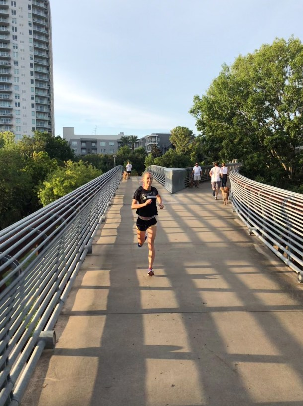 running with runcoach houston