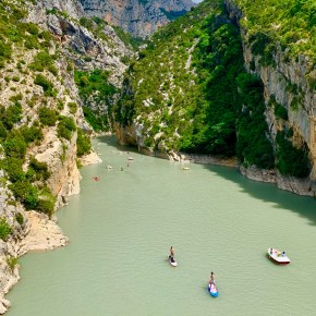 "48 Hours in Gorges du Verdon — Exploring the ""Grand Canyon"" of France"