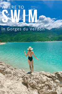 where to swim in lake st. croix gorges du verdon