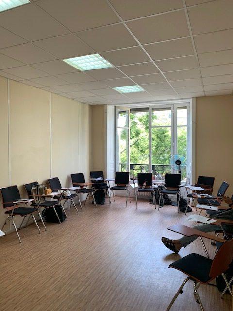 paris accord school classrooms