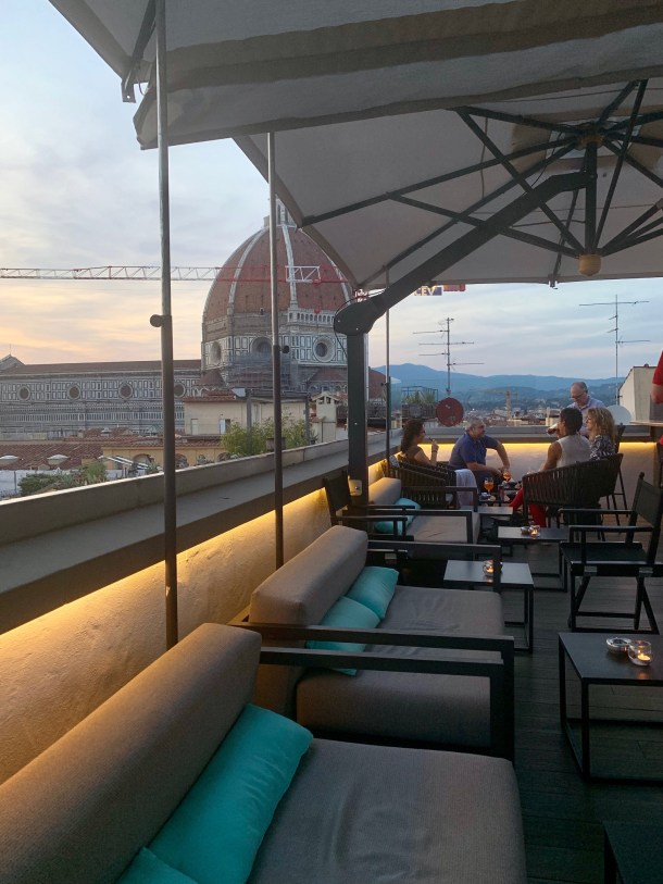 florence rooftop hotel cavour