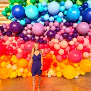Big Ass Balloon Room is BACK–One Weekend Only!