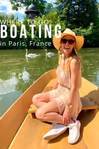 where to rent boats in Paris