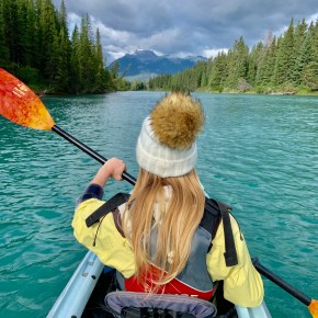 The Ultimate Guide to Banff, Canada — Hiking, Kayaking, and Spas!