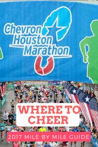 Where to Watch the 2017 Houston Marathon