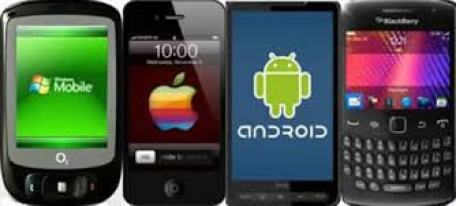 sistema operativo móvil para celulares o smartphones