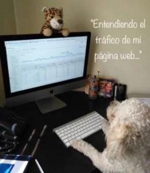 Conociendo el tráfico de mis páginas web con Google Analytics