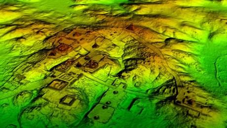 Descubimiento Maya por National Geographic
