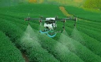 Drones para cultivos