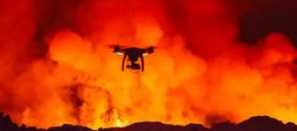 Drones para desastres naturales
