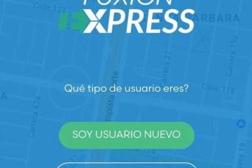 FuxionExpress App para Rastreo
