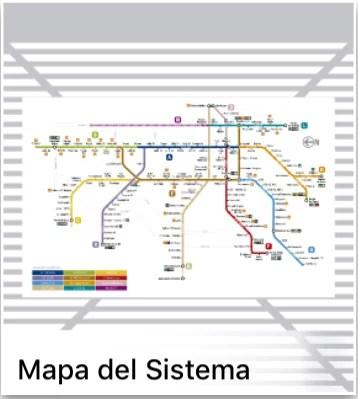 Mapa del sistema