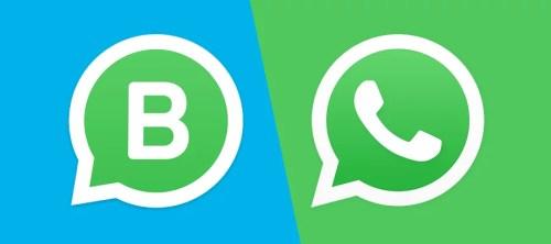 Whatsapp normal y para negocios en el mismo móvil