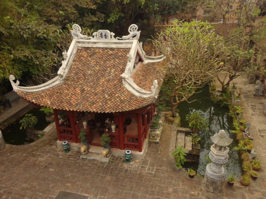 Вьетнамский дворец Тань Чуона. Ханой