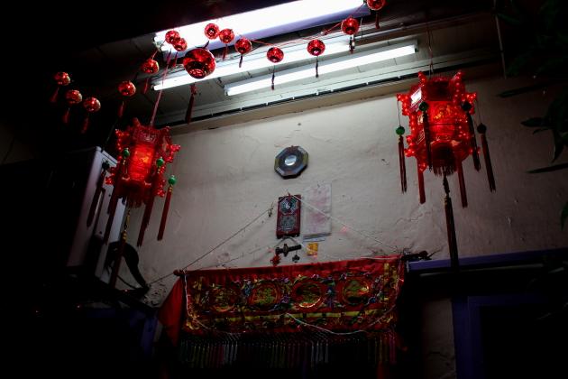 Китайские лампочки Пенанг