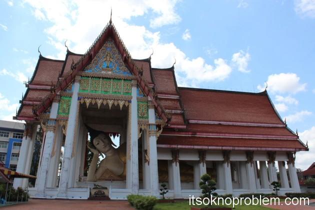 Лежащий Будда, 合艾的房子, 泰国