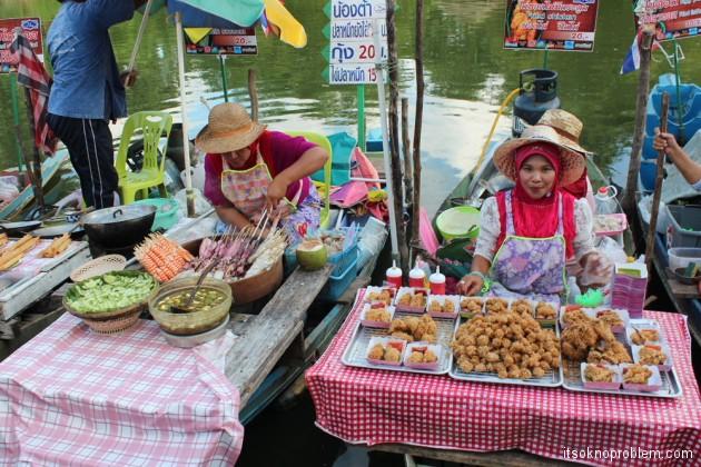 Плавучий рынок Khlong Hae , 合艾的房子, 泰国