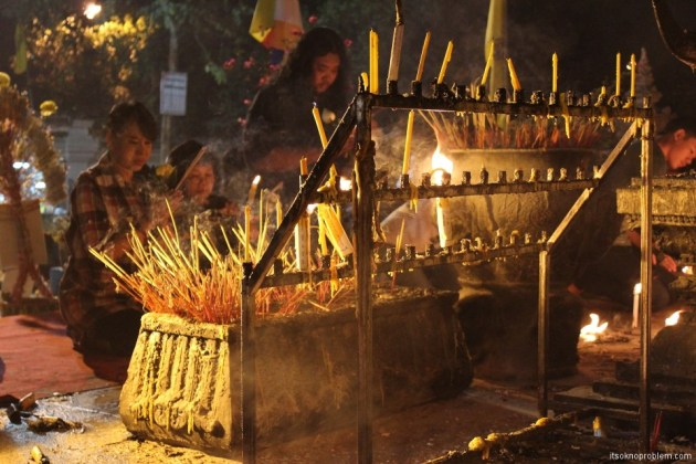 Magha Puja Chiang Mai