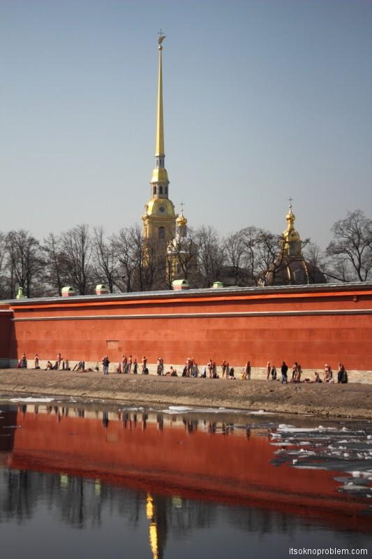 St. Petersburg coach