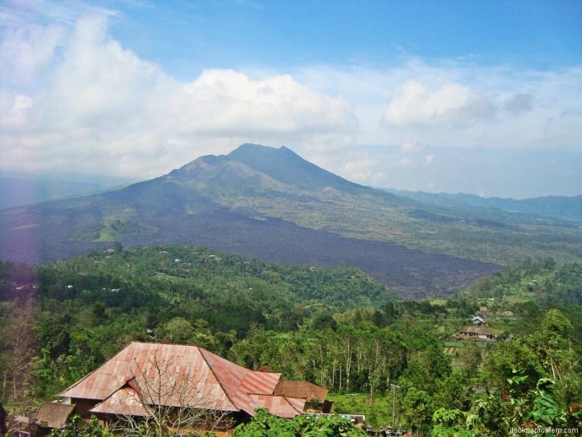 Kintamani. Вулкан Батур. Bali. Indonesia
