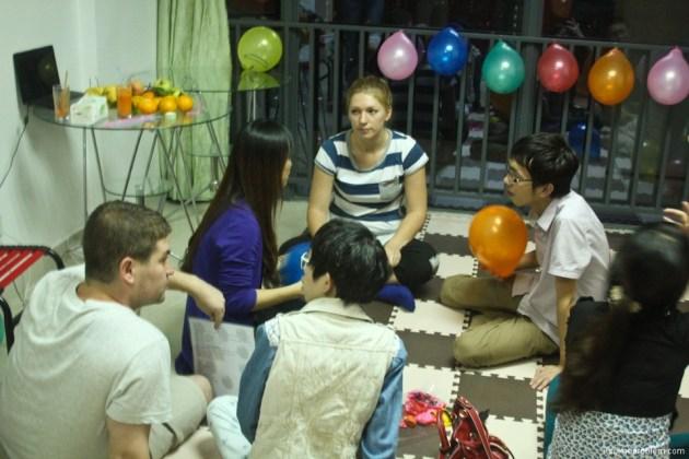 Happy Nando's Mondays - Вечеринка номер 1. Shenzhen